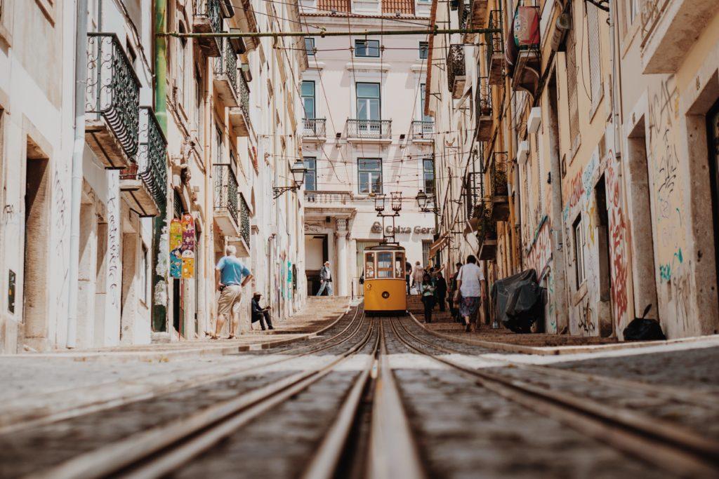 Città europee più belle lisbona