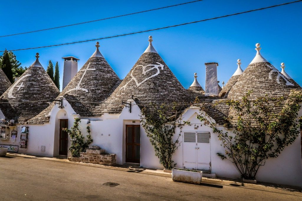Estate in Puglia Alberobello