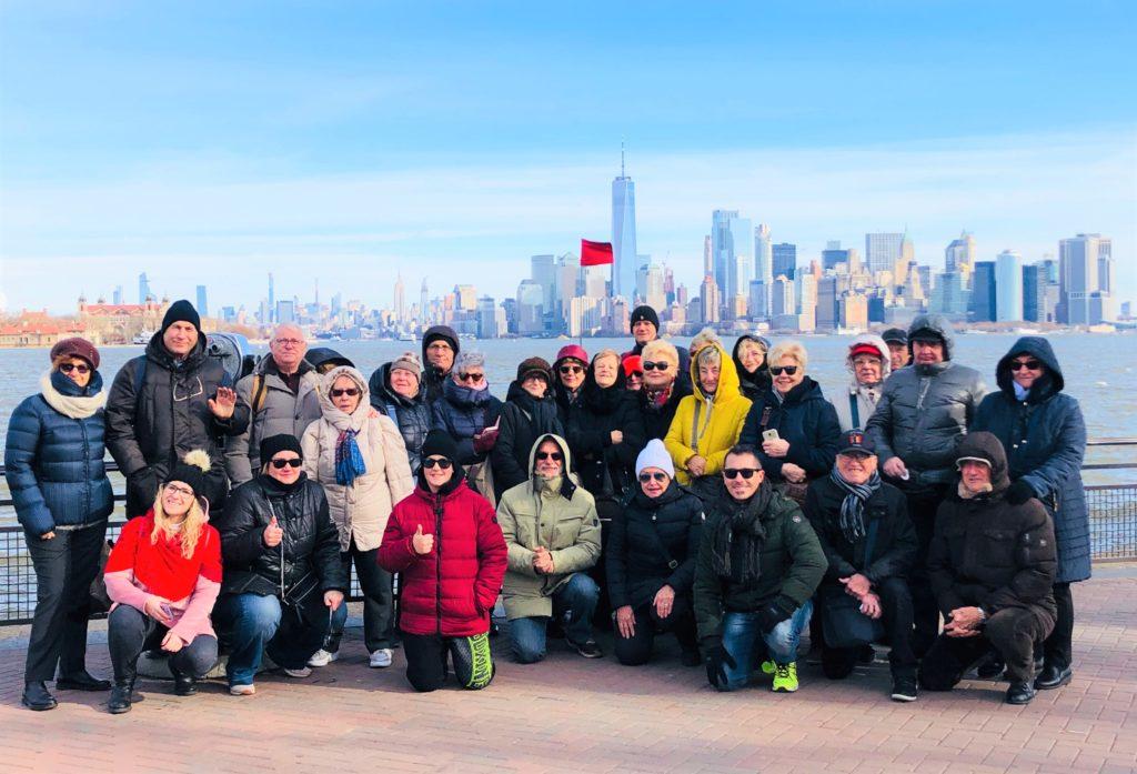 new york gruppo di viaggio