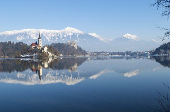Lago di Bled e Lubiana